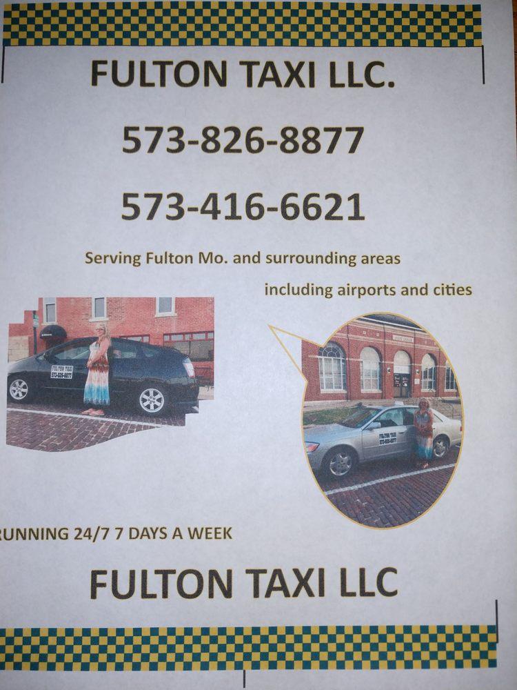Fulton Taxi: 511 Grand Ave, Fulton, MO