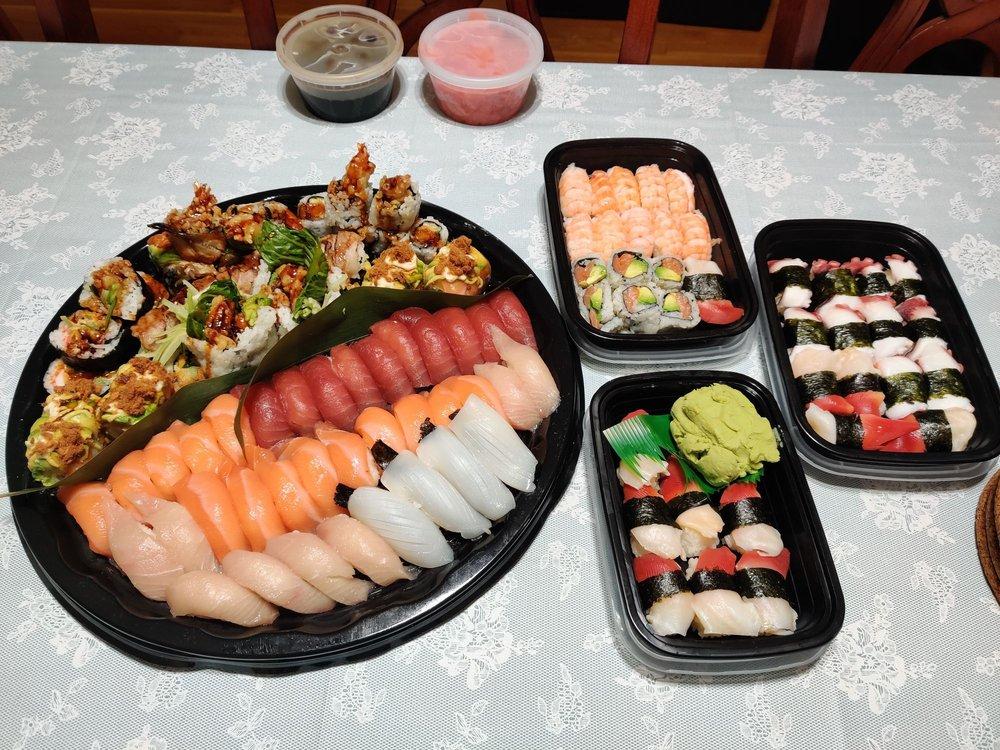 Sugoi Sushi: 958 Washington St, Braintree, MA