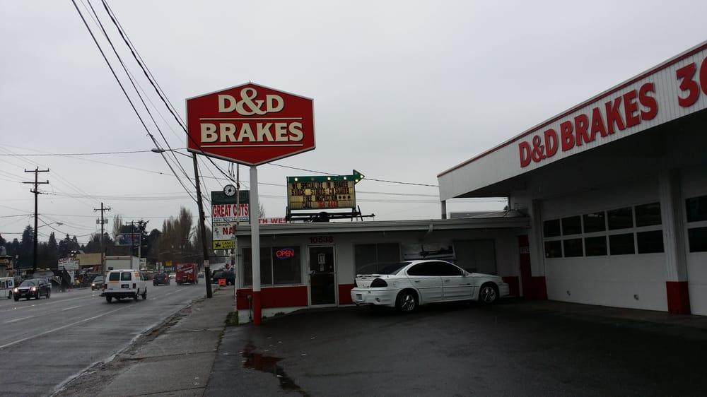 D & D Brakes