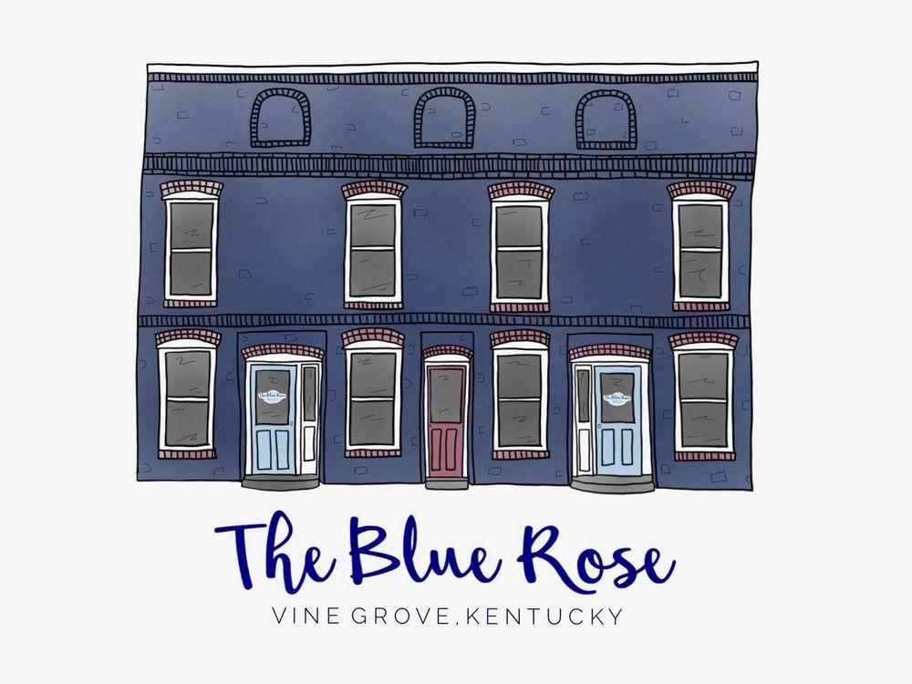 The Blue Rose: 104 W Main St, Vine Grove, KY