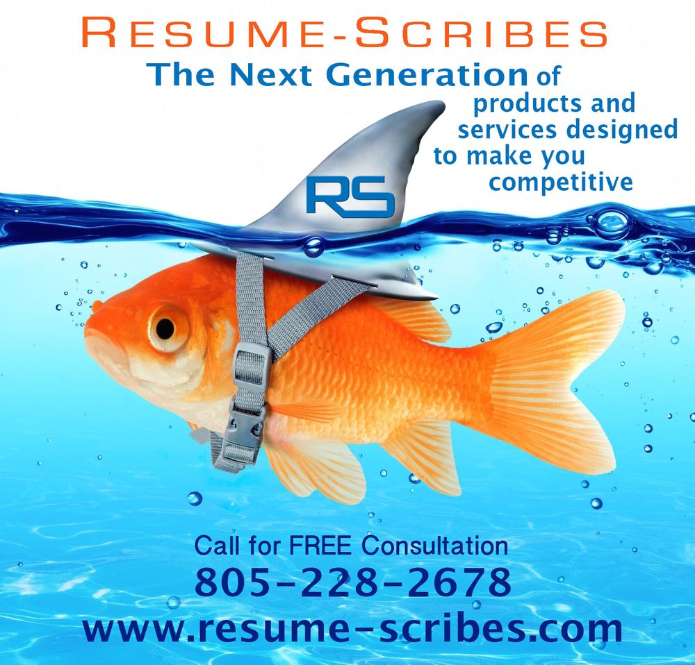 Resume Scribes Career Counseling 717 E Main St Ventura Ca