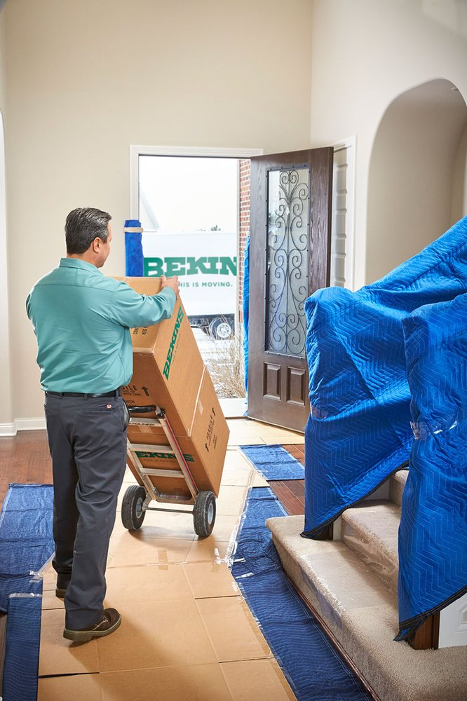 Bekins Moving Solutions: 5827 Curlew D, Norfolk, VA