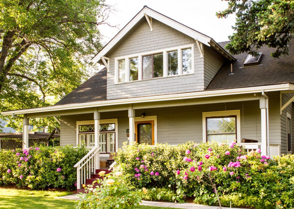 Oak Hill Bed And Breakfast Ashland Or
