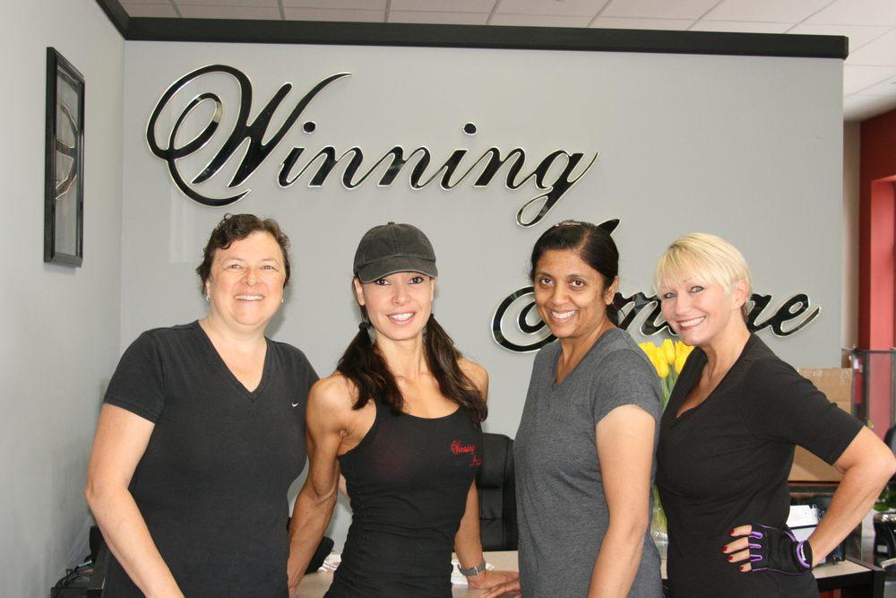 Winning Image Fitness