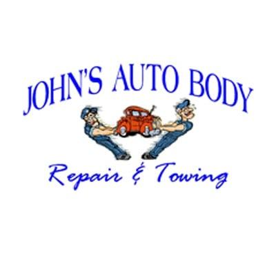 John's Auto Body Repair & Towing: 9028 Worcester Hwy, Berlin, MD