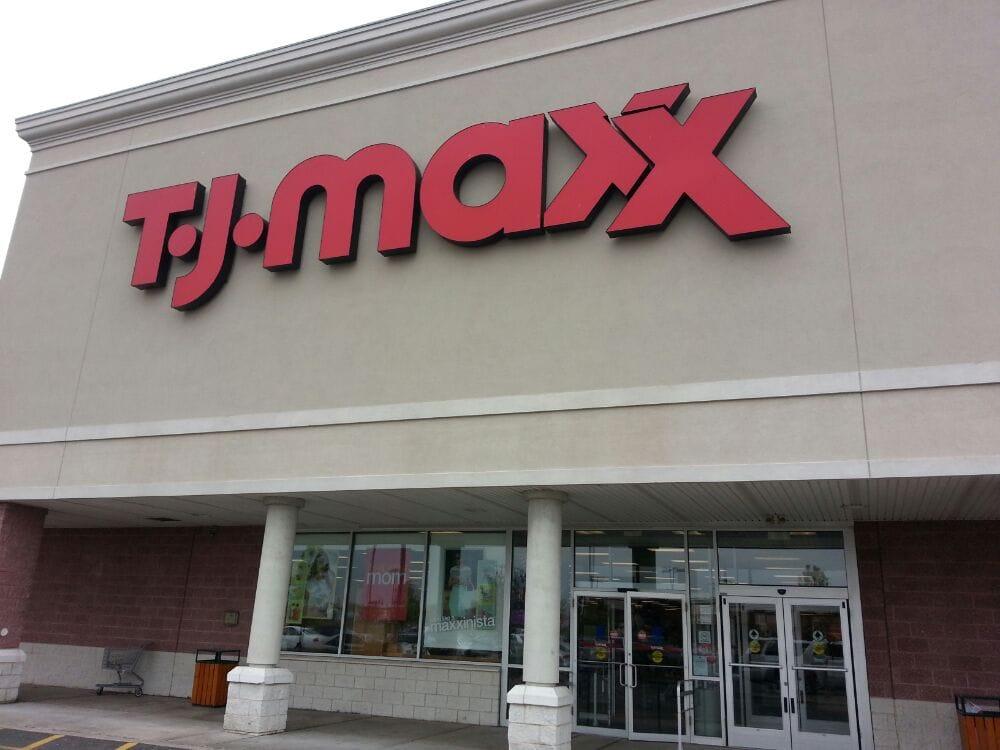 TJ Maxx: S Cv Plz 105 LeFante Way, Bayonne, NJ