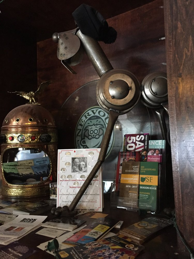 Social Spots from Nervous Dog Coffee Bar - West Akron