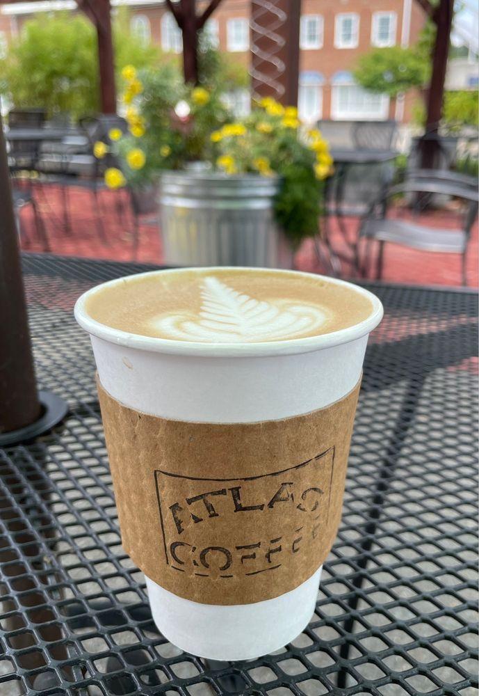 Social Spots from Atlas Coffee