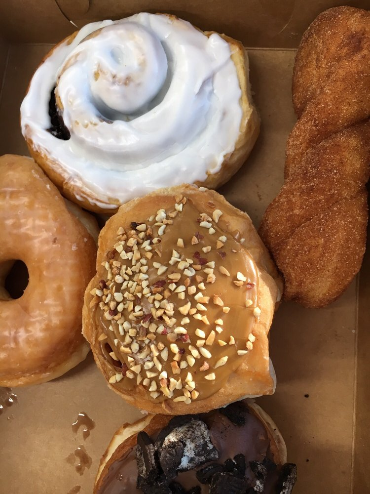 Food from Combs Bakery