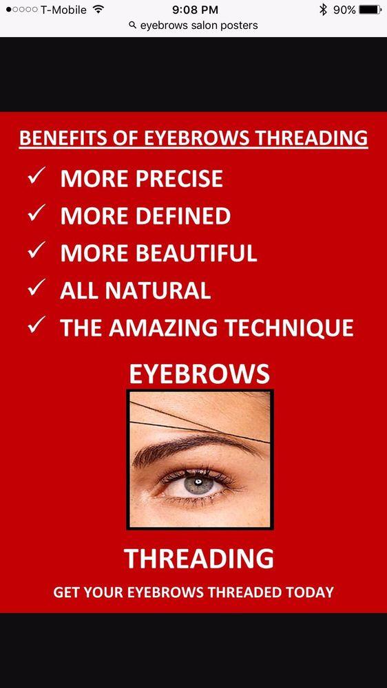 Best Eyebrows Threading 11 Photos Threading Services 504