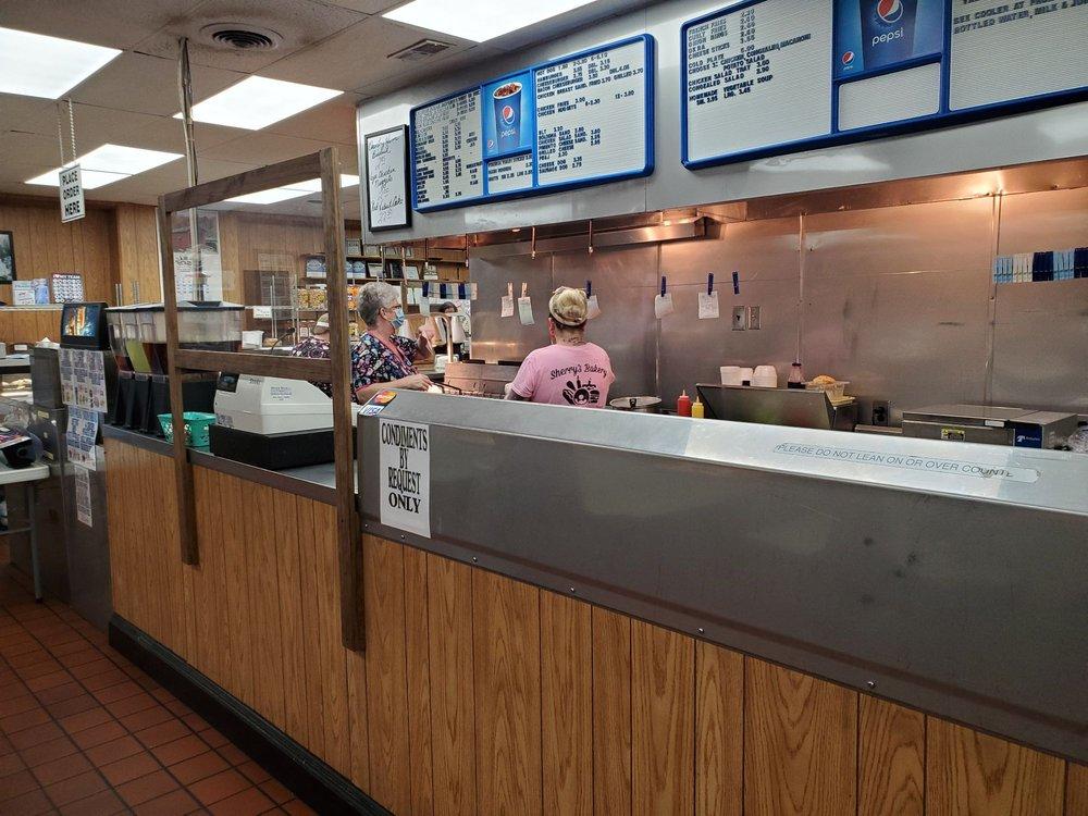 Sherrys Bakery: 122 N Wilson Ave, Dunn, NC
