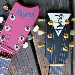 madrid guitars guitar stores normal heights san diego ca phone number yelp. Black Bedroom Furniture Sets. Home Design Ideas