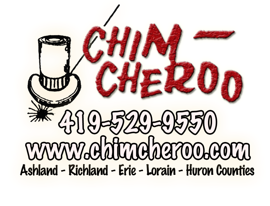 Chim-Cheroo Chimney Services: 1059 Plymouth East Rd, Greenwich, OH