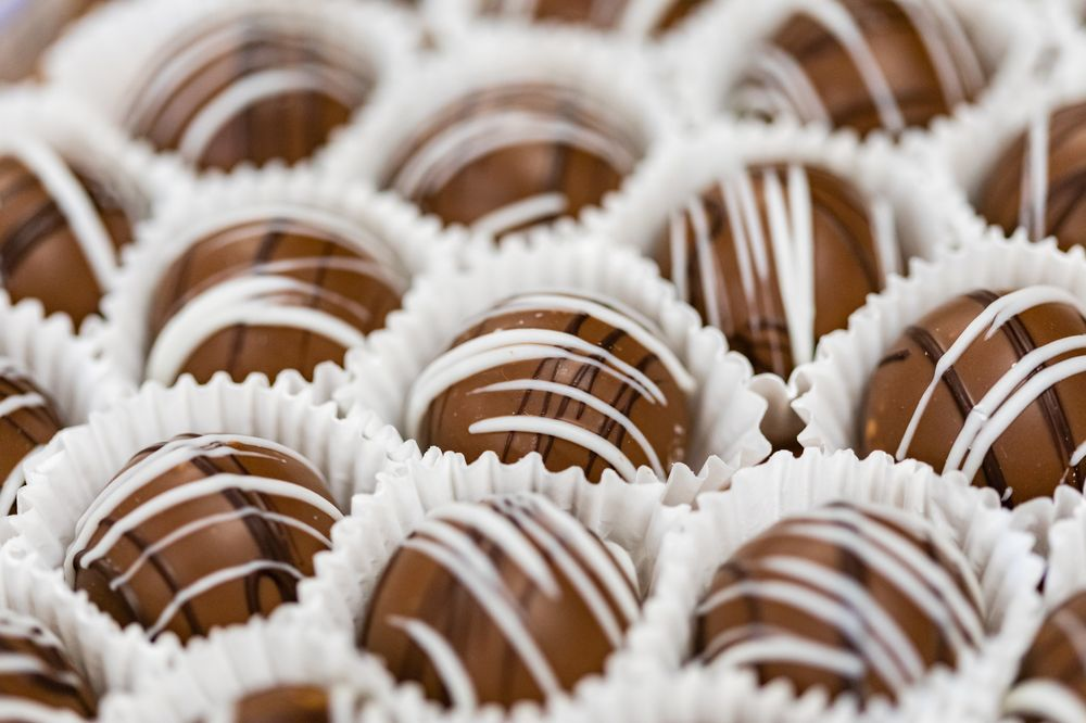 The Dan Smith Candy Company & Gifts: 799 Philadelphia St, Indiana, PA