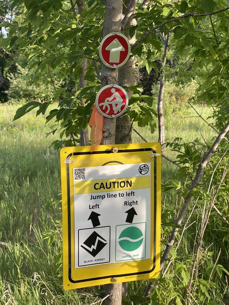 Forum Tower Loop Bike Trail: 4146 S University Dr, Fargo, ND
