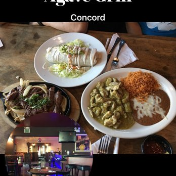 Agave Mexican Restaurant Concord Ca