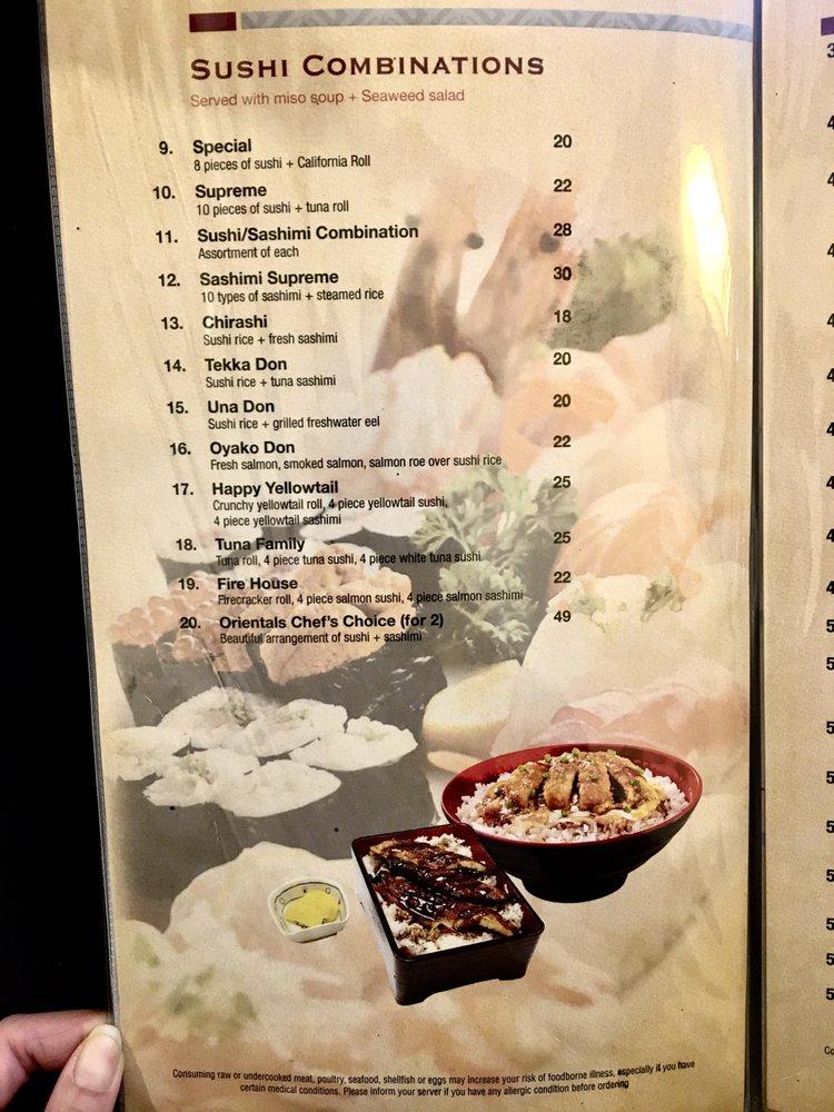 Oriental Bar & Grill: 867 Norwich-New London Turnpike, Uncasville, CT