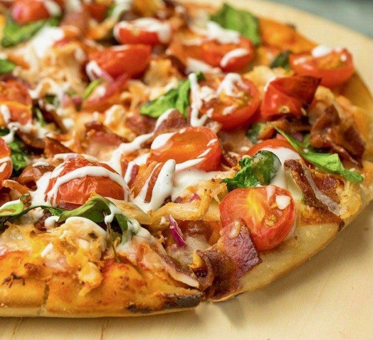 Mogio's Gourmet Pizza: 102 E Ovilla Rd, Red Oak, TX