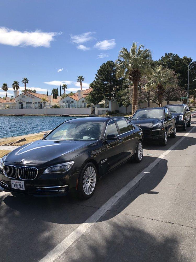 Five Emerald Limousine: Las Vegas, NV