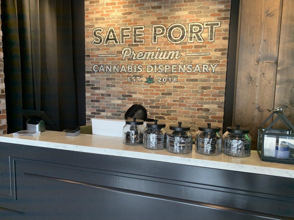 SafePort Cannabis Dispensary: 353 W Channel Islands Blvd, Port Hueneme, CA