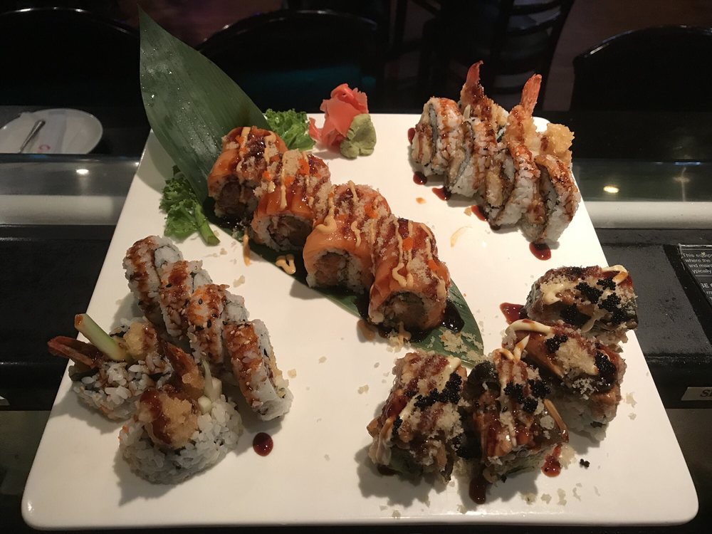 Osaka Japanese Steakhouse: 9651 Crosshill Blvd, Jacksonville, FL