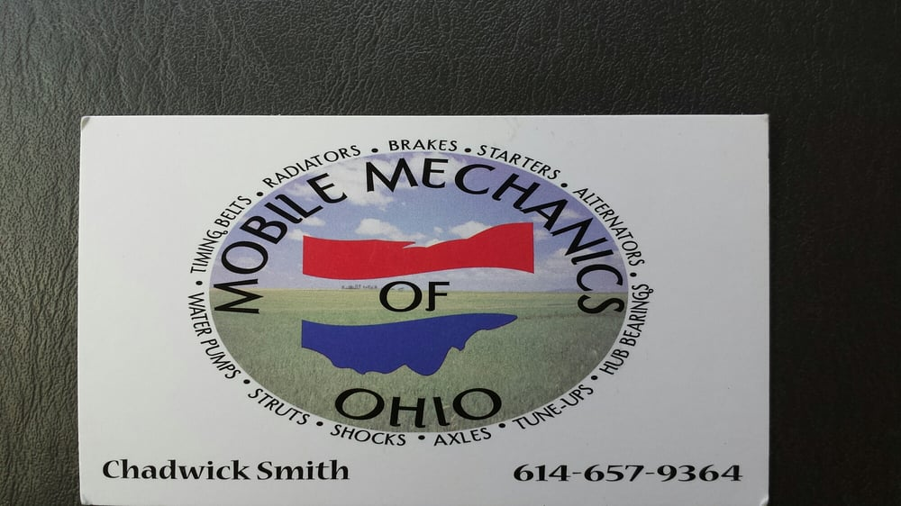Mobile Mechanics of Ohio