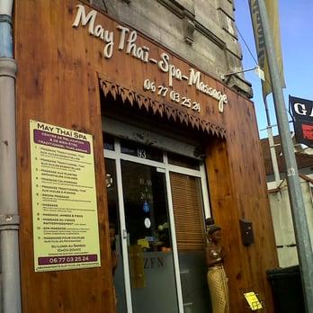 May tha spa massages 93 route de toulouse talence gironde num ro de t l phone yelp - Salon de massage avec finition ...
