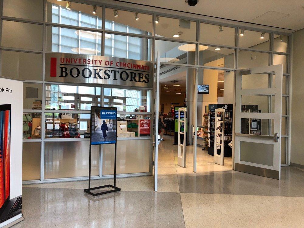 University of Cincinnati Bookstore: University Of Cincinnati, Cincinnati, OH