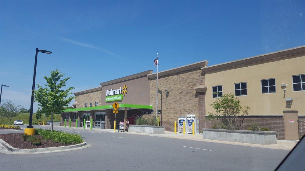 Walmart Neighborhood Market: 1153 Fortress Blvd, Murfreesboro, TN