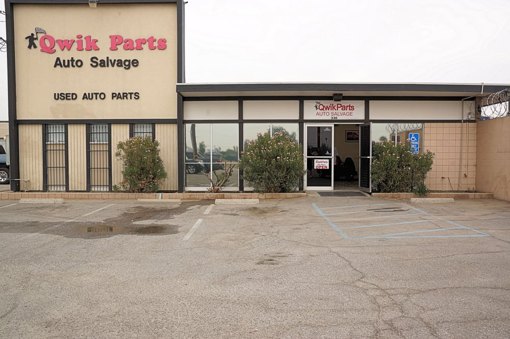 Junkyard San Bernardino >> Qwikparts Auto Salvage Auto Parts Supplies 330 E 6th