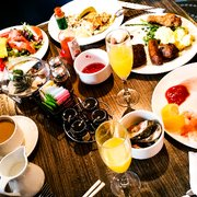 grand caf 673 photos 358 reviews breakfast brunch 251 s rh yelp com weekend brunch buffet los angeles breakfast brunch buffet los angeles