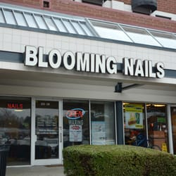 The bloomingnails salon manicure pedicure 8318 for 8 the salon charlotte nc