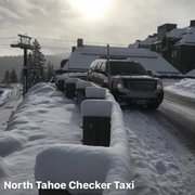 The Photo Of North Tahoe Checker Taxi Kings Beach Ca United States Photos