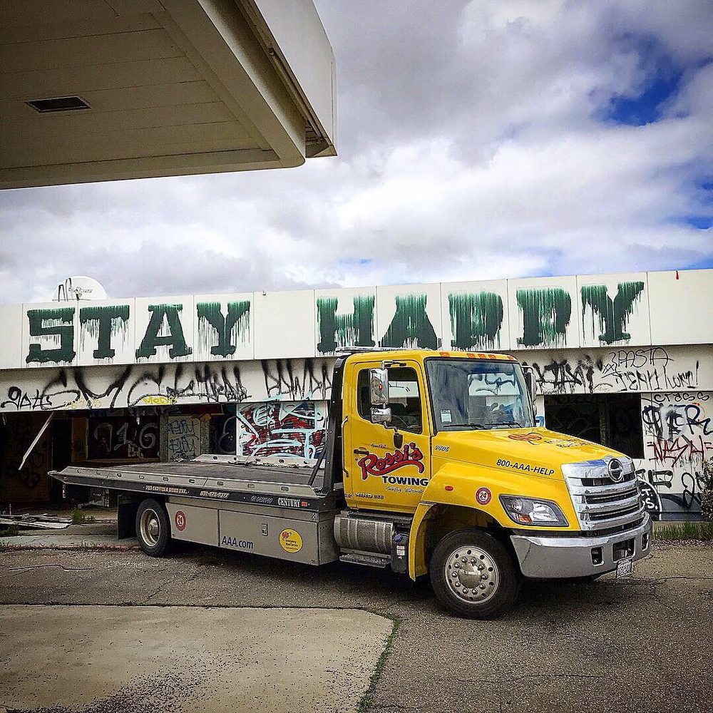 Towing business in Capitola, CA
