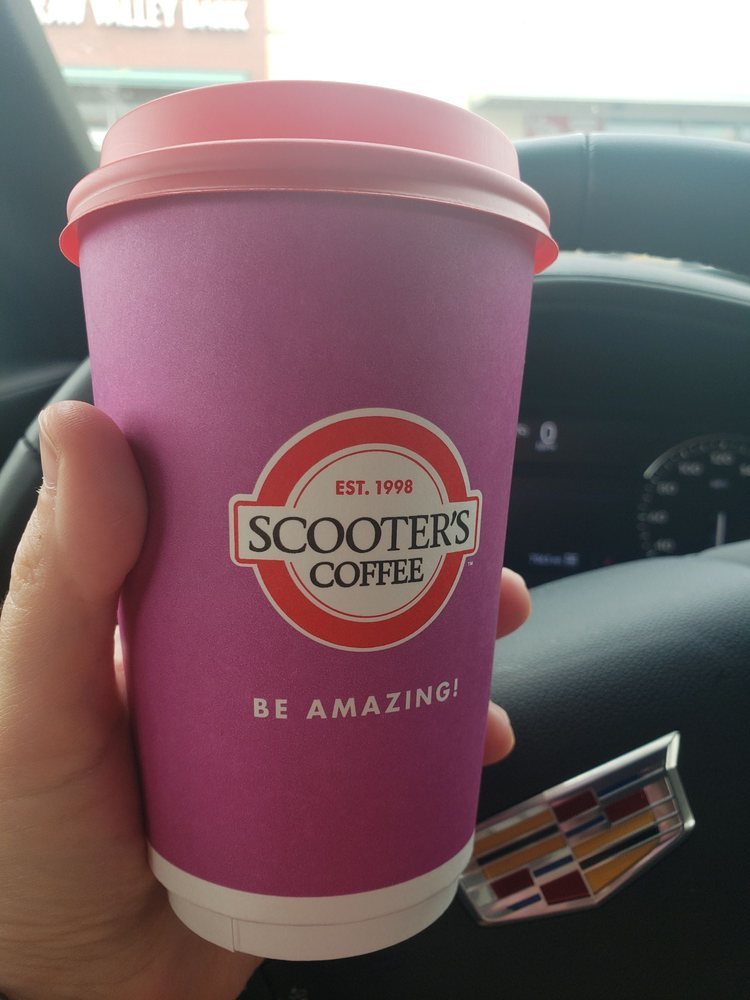 Scooter's Coffee: 2909 SW Topeka Blvd, Topeka, KS