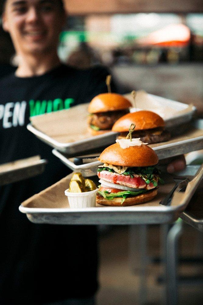 Hopdoddy Burger Bar: 200 Springtown Way, San Marcos, TX