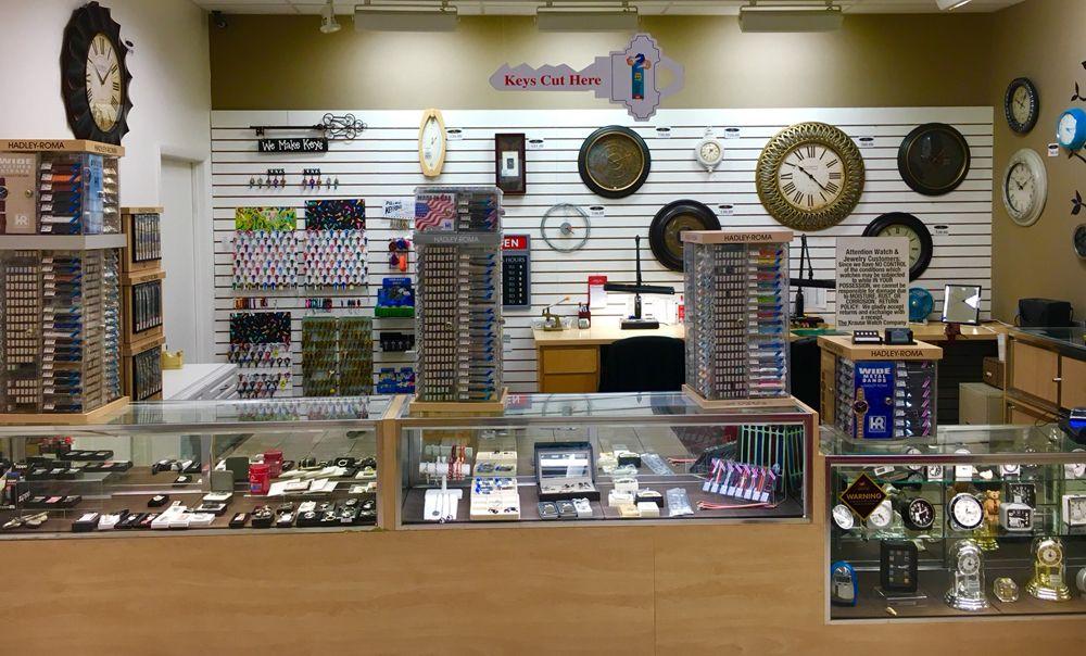 Krause Watch and Jewelry Repair: 3103 Pga Blvd, Palm Beach Gardens, FL