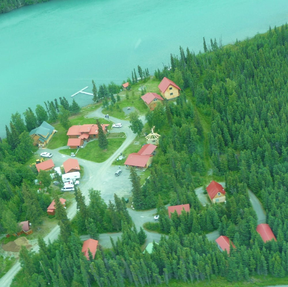 Eagle Landing Resort: 18514 Sterling Hwy, Cooper Landing, AK