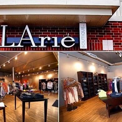 La Rie Boutique: Grand Forks, ND