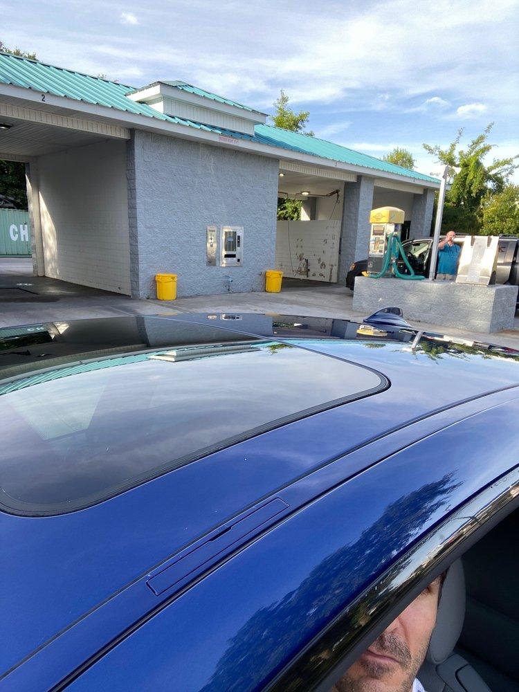 Suds on Sadler Car Wash: 2123 Sadler Rd, Fernandina Beach, FL
