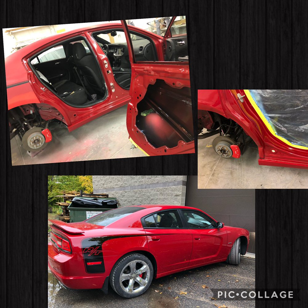 Collision Masters MN