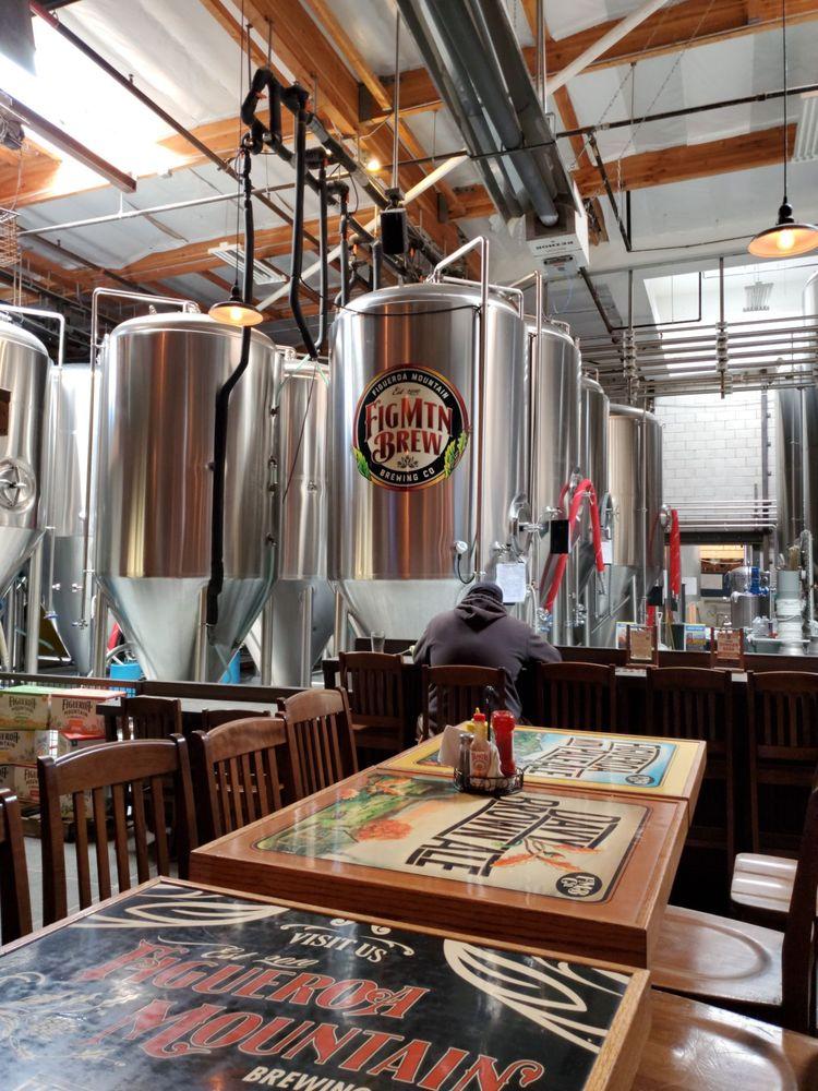 Figueroa Mountain Brewing Company: 45 Industrial Way, Buellton, CA