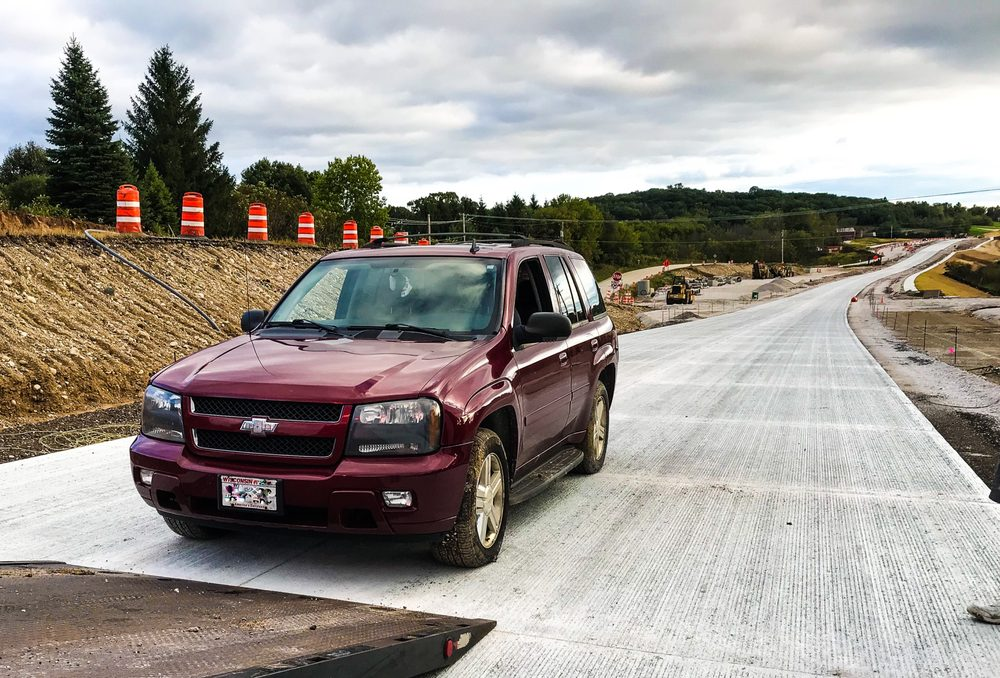 Towing business in Brookfield, WI