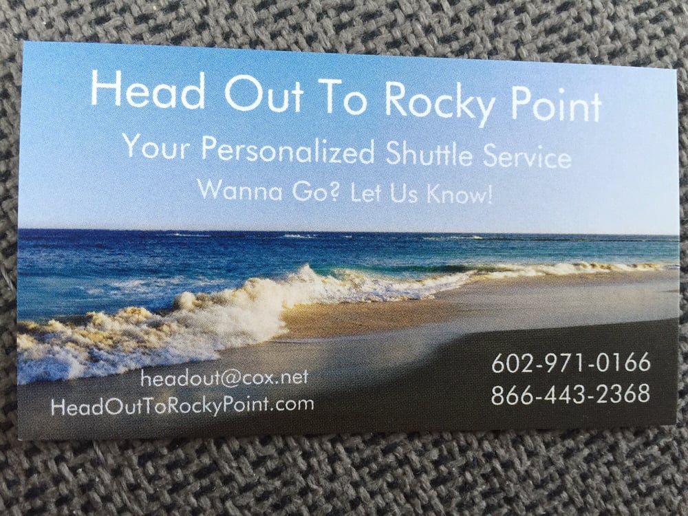 Head Out To Rocky Point Mexico