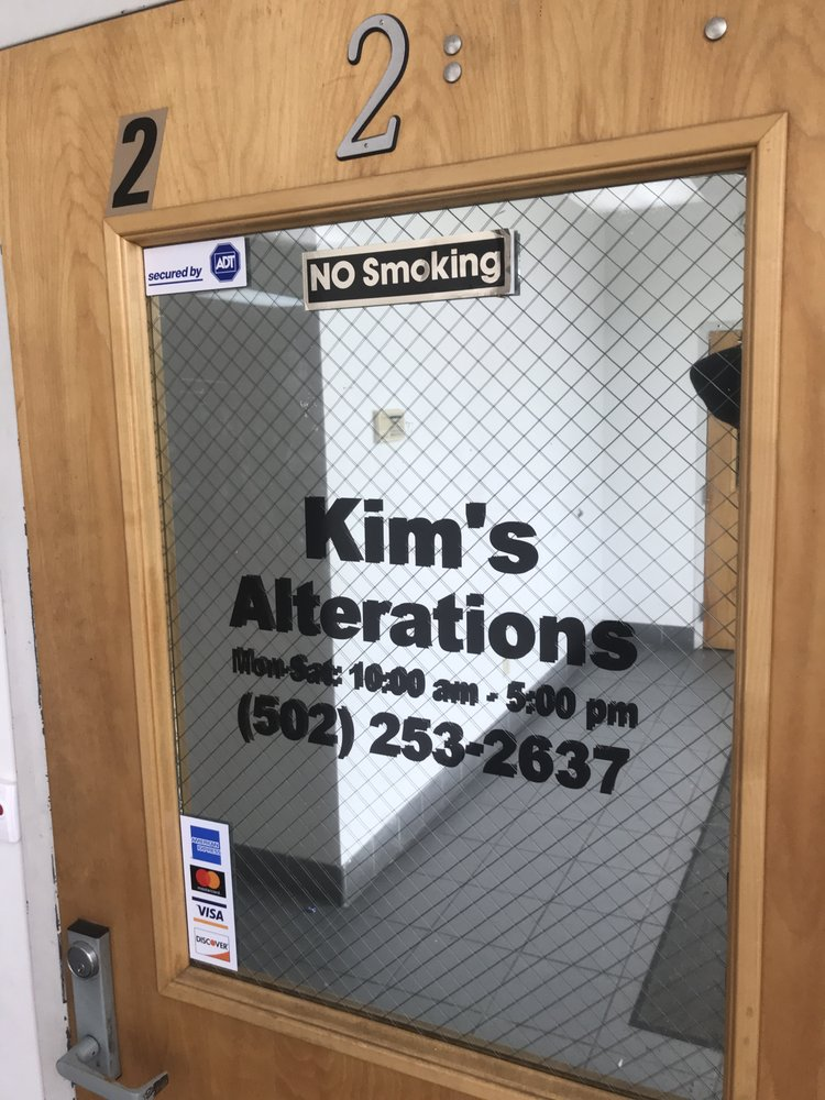 Kim's Alterations: 1160 West Indian Trl, Louisville, KY