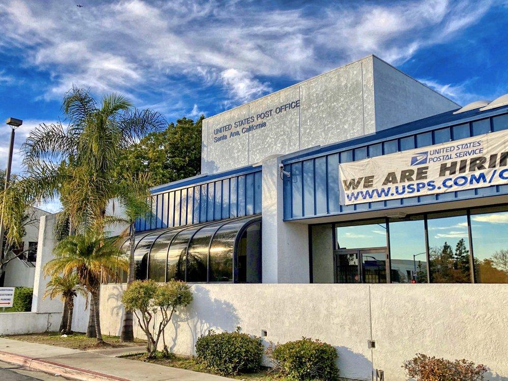 USPS: 3101 W Sunflower Ave, Santa Ana, CA