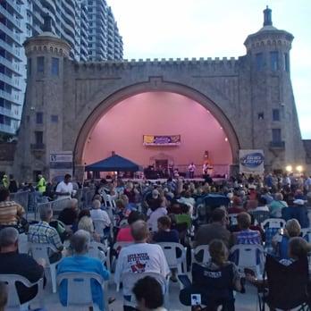 Photo Of Daytona Beach Bandshell Fl United States
