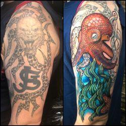 New Moon Tattoo - Tattoo - 1101 E 36th St, NoDa, Charlotte, NC ...