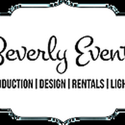 beverly events - party equipment rentals