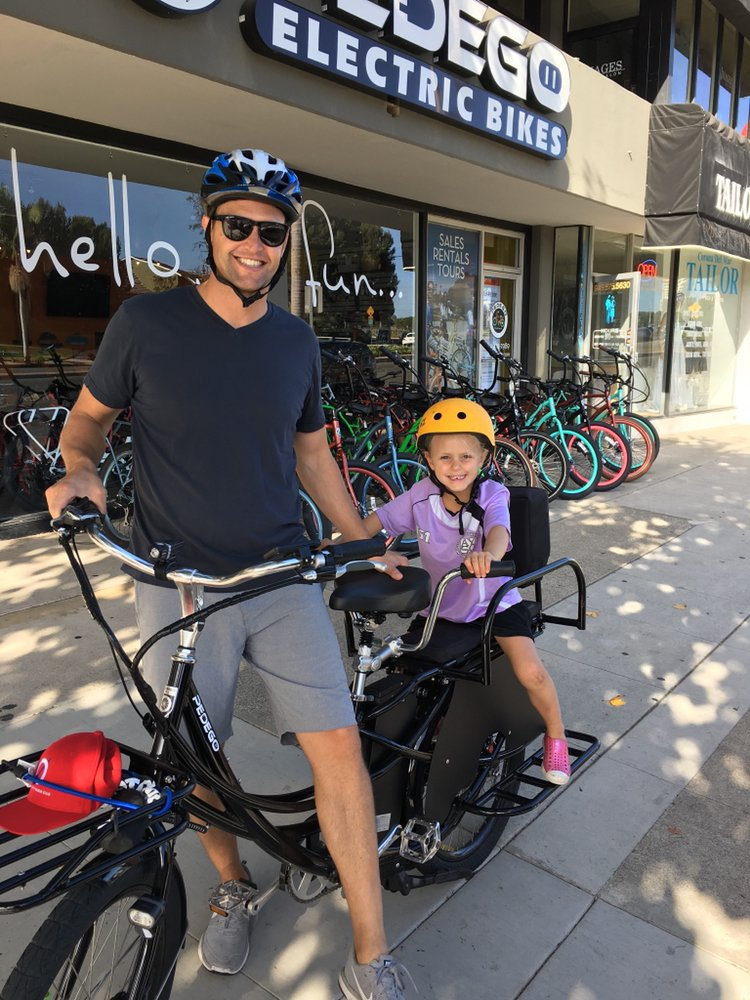 Pedego Electric Bikes Corona Del Mar
